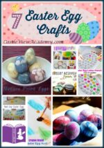 7 Easter Egg Ideas on Mom's Library