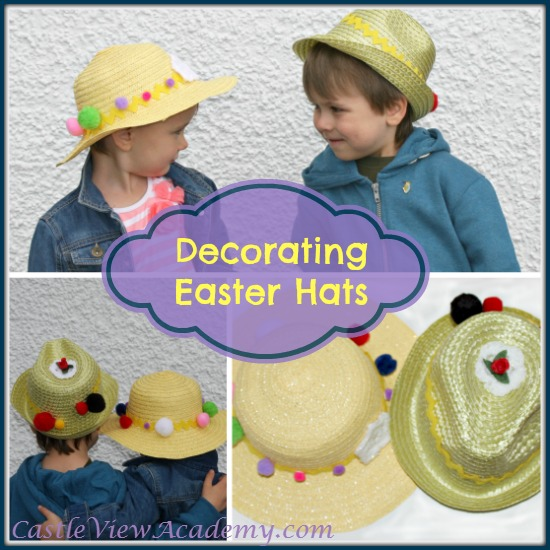 Easter Hats A Uk Tradition Castle View Academy