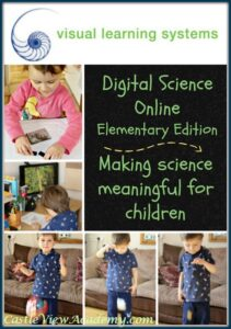 Digital Science Online Elementary Edition by Visual Learning Systems A Review by Castle View Academy