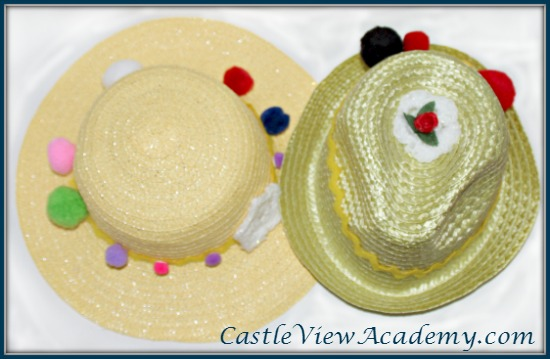 Easter Hats by Castle View Academy