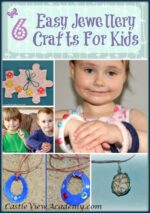 6 Easy Jewellery Making Crafts For Kids