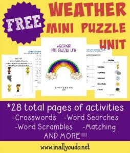 FREE-Weather-Mini-Puzzle-Unit