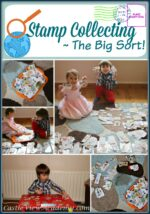 Stamp Collecting For Kids: The Sorting Begins