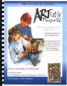 ARTistic Pursuits Early Elementary K-3, Book 1: Introduction to the Visual Arts