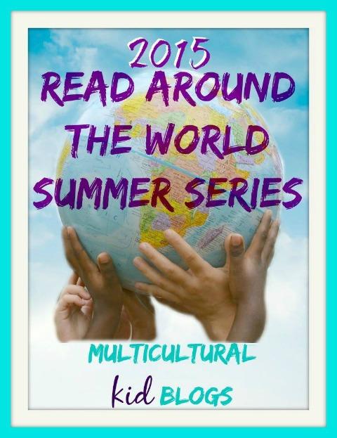 2015 Read Around The World Summer Series