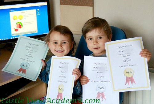 CTC Math Certificates add motivation