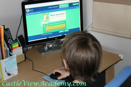 Learning English morphology in homeschool with Dynamic Literacy