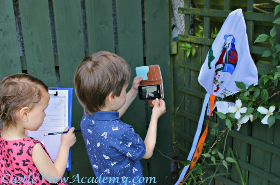 Summer Learning Fun with QR Codes