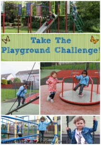 Take The Playground Challenge With Castle View Academy