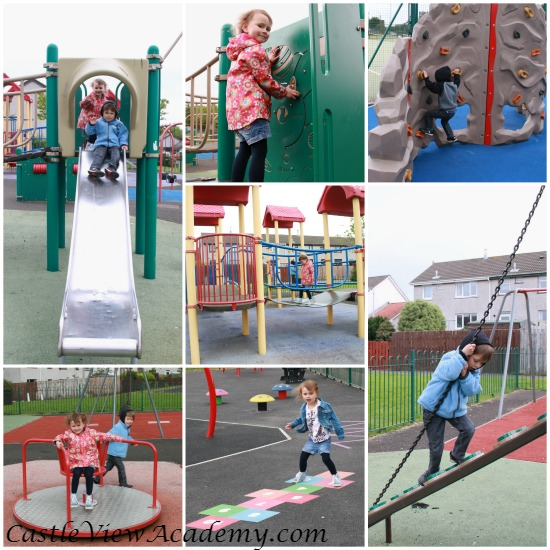 Take the playground challenge and have fun this summer while building a healthy body and mind