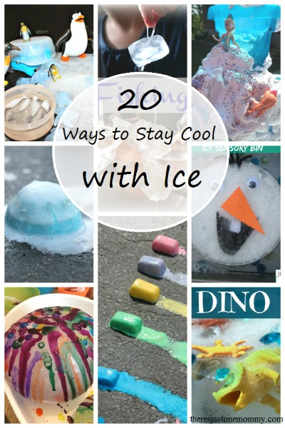20 ways to stay cool with ice