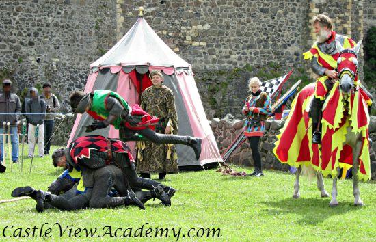 Bruce Festival in Carrickfergus