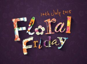Floral Friday with World Vision