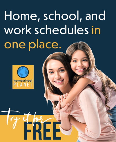 Homeschool Planet For Home, work, and school