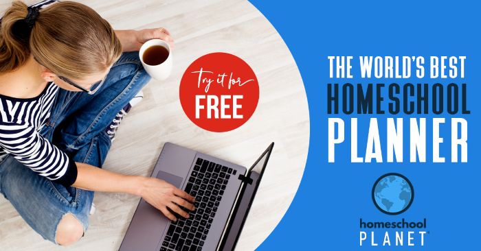 Homeschool Planet For and organised life