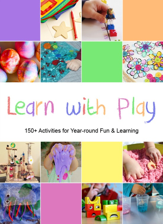 Learn With Play  150+ Activities for year-round fun and learning by members of the Kid Blogger Network (and Castle View Academy)