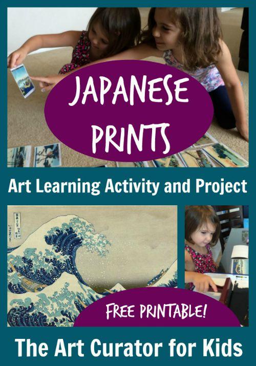 The-Art-Curator-for-Kids-Japanese-Art-for-Preschoolers-Mount-Fuji-ukiyo-e-prints-Hokusai-lesson-for-kids-Activity-and-Printable
