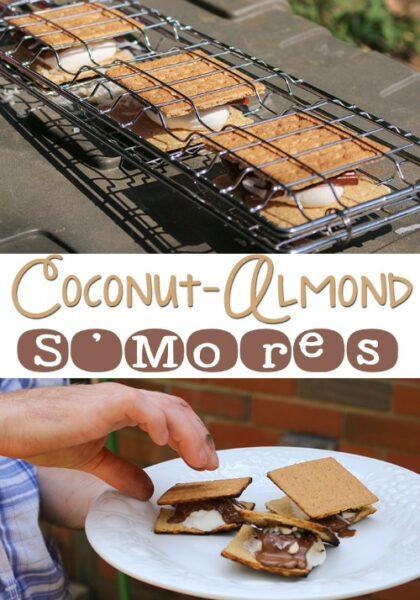coconut-almond-smores