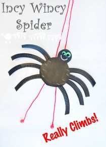 Climbing-Incy-Wincy-Spider