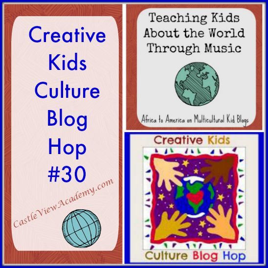 Creative Kids World Music