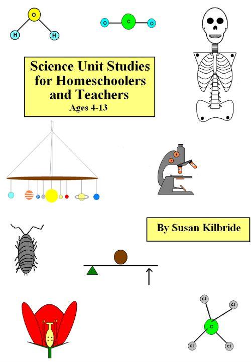 Funtastic Unit Studies: Science Unit Studies for Homeschoolers and Teachers