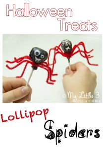 Halloween-Treats-Lollipop-Spiders