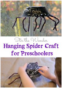 Hanging-Spider-Craft