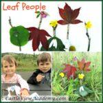 Autumn Leaf People