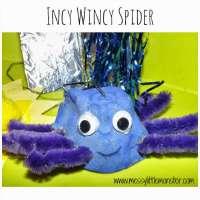 incy winsy spider