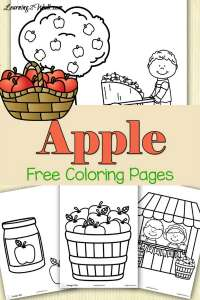 APPLE-FREE-COLORING-PAGES