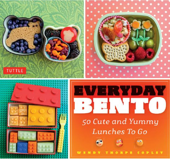 Everyday Bento 50 Cute and Yummy Lunches to Go A review by Castle View Academy