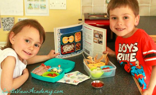 Everyday Bento makes lunchtimes fun for everyone!