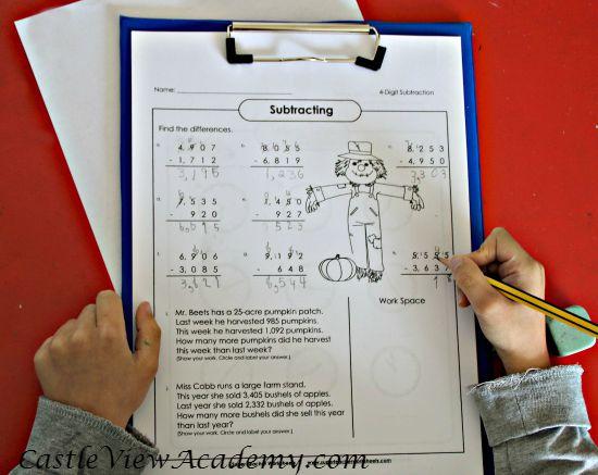 Seasonal worksheets make great teacher helpers all year through