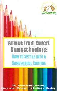 homeschool-routine
