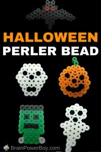 Halloween-Perler-Bead-Projects