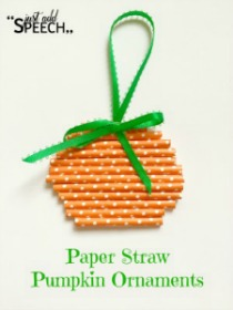 Paper-Straw-orange-Pumpkin-Ornaments