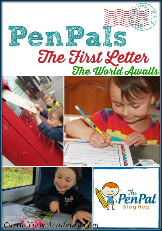 PenPals: The First Letter | Castle View Academy