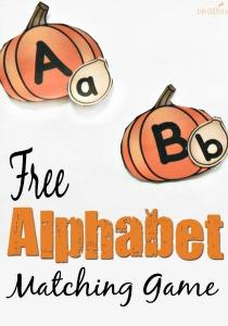 Pumpkin-Alphabet-Match