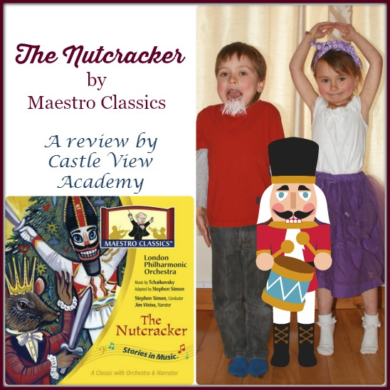 The Nutcracker by Maestro Classics, a review by CastleViewAcademy.com Once again the Maestro has created a superb album for children to learn and love the classics