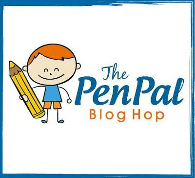 pen pal blog hop 2015