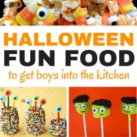 Halloween fun food