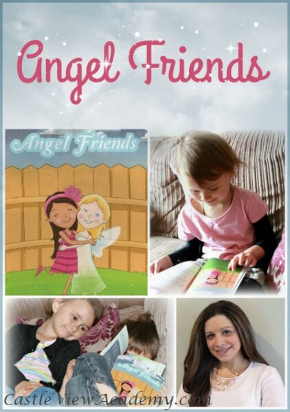 Just because you don't see something doesn't mean it doesn't exist. Sometimes invisible friends are real. Angel Friends is a touching story about a girl and her new 'friend'. Angel Friends, A review by CastleViewAcademy.com