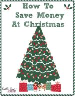 How To Save Money at Christmas (12 Tips)