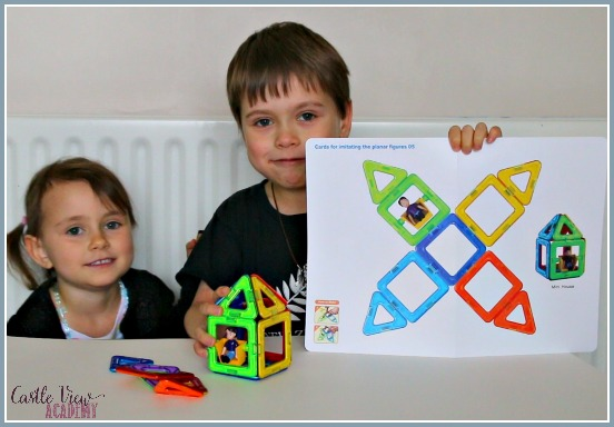 Magformers are a fantastic educational toy for children of all ages