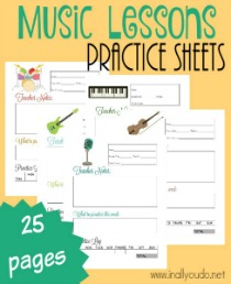 Music-Lessons-Practice-Sheets