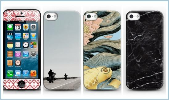 Phone cases from CaseApp