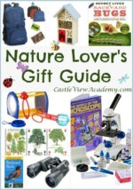 Young Nature Lover's Year-Round Gift Guide