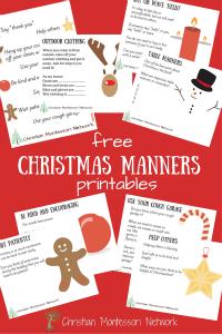 Christmas-Manners