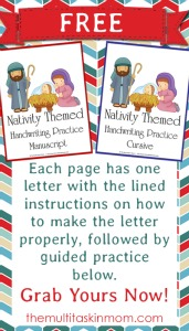 FREE-Nativity-Themed-Handwriting-Practice-availible-in-both-manuscript-and-curisive-