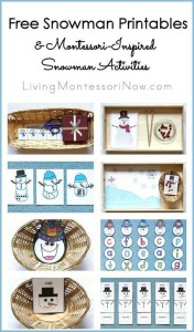Free-Snwman-Printables-and-Montessori-Inspired-Snowman-Activities